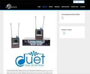 DuetPage-Screenshot